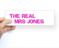 the real mrs jones